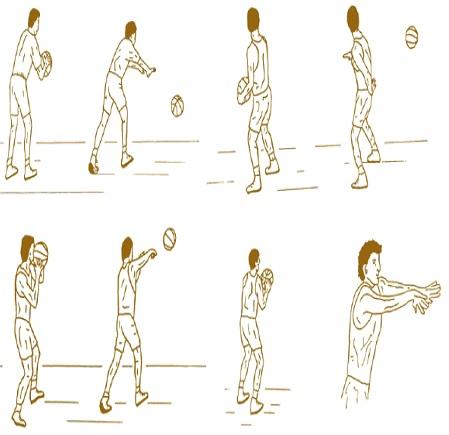 El pase en baloncesto